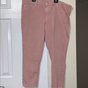 Mossimo cropped jegging